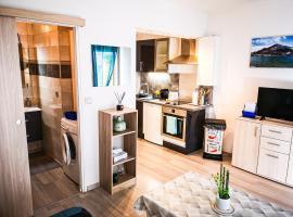 Appartement Hyper centre, hôtel à Thonon-les-Bains près de: Thermes de Thonon-les-Bains
