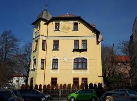 Vila Božena, apartmán v destinaci Liberec