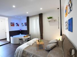 B&B IN CENTRO STORICO SALERNO, self catering accommodation in Salerno