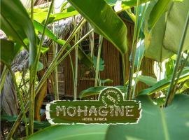 Mohagine Hotel, hotel en Drake
