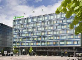 Holiday Inn Helsinki City Centre, an IHG Hotel, отель в Хельсинки