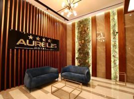 Aurelis Hotel, hotel near Tirana International Airport Mother Teresa - TIA, Bërxull