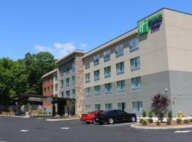 Holiday Inn Express & Suites - Hendersonville SE - Flat Rock, an IHG Hotel, hotel in Flat Rock