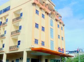 Graha Badnur Hotel Syari'ah, hotel near Sultan Syarif Kasim II International Airport - PKU,