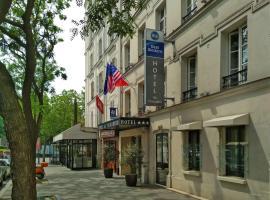 Best Western Au Trocadéro, hotel near Eiffel Tower, Paris