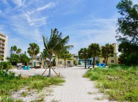 Molloy Gulf Motel & Cottages, motel in St. Pete Beach