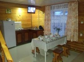 Holiday home in Baykalsk, pet-friendly hotel in Baykalsk