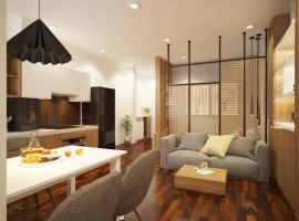 Sen Vang Luxury Apartment, apartment in Nha Trang