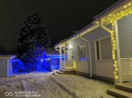 Arctic Resort Delight, huoneisto Rovaniemellä