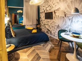 Le Hammam du Panier, pet-friendly hotel in Marseille