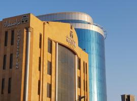 Traveller Inn Hotel Appartments, apart-hotel em Al Khobar
