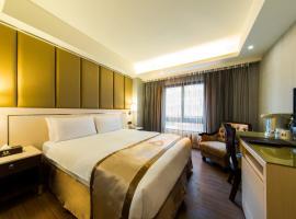 HopeCity MinSheng Hotel, hotel near Taipei Songshan Airport - TSA, Taipei