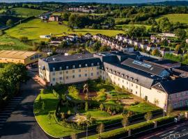 Cavan Crystal Hotel, hotel in Cavan
