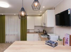 Luxury apart-hotel near Lavina New Building 2 room, готель у Сумах