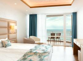 Bilyana Beach Hotel (Adults Only), отель в Несебре