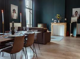 Smartflats Design - Rubens, hotel in Antwerp