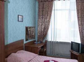 Hotel DOSAAF on Pokhodnyy Proezd, hotel near Mitino Metro Station, Moscow