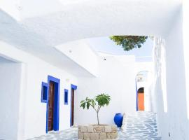 Poseidon Blue, hotel in Afiartis