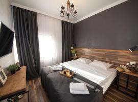 Lemon Loft hotel, отель в Твери