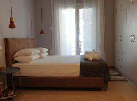 Central 1 bedroom flat with balcony, apartment in Athens