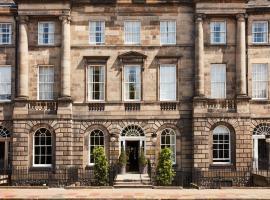 Kimpton - Charlotte Square, hotel a Edimburgo