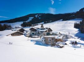 Übergossene Alm Resort, hotel in Dienten am Hochkönig