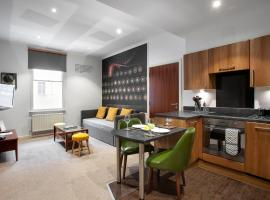 Stewart by Heeton Concept, boutique hotel in Edinburgh