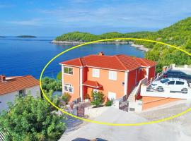 Holiday Home Adriatic View, hotel in Prizba
