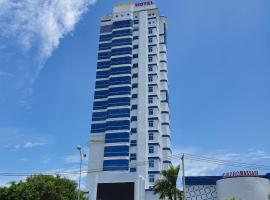 Sea Light Hotel, hotel in Rach Gia