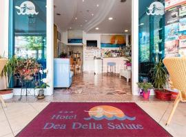 Dea Della Salute Hotel, отель в Беллария-Иджеа-Марина