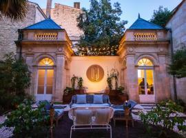 Hotel des Quinconces Bordeaux Centre, Hotel in Bordeaux
