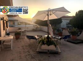 Attico Terra-Mare : Maxi Terrace - BBQ - WiFi, apartment in Santa Marinella