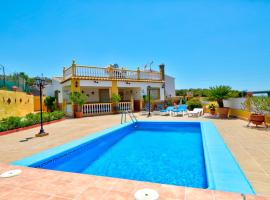 Cortijo Rio Seco, accessible hotel in Nerja