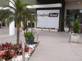 Confort Fronteira Hotel, hotel in Santana do Livramento