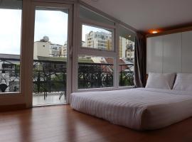 Kingdom Hotel & Apartment(호치민 킹덤호텔&아파트), hotel in Ho Chi Minh City