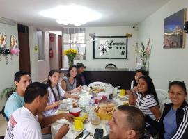 Hospedaje La Encantada, hotel in Cajamarca