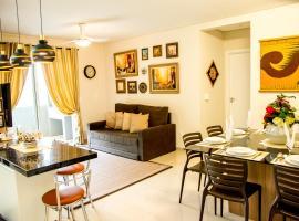 APTO MODERNO E ACONCHEGANTE a 2 min do centro, apartment in Foz do Iguaçu