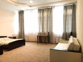 Гостиница Олимп, отель в Шерегеше