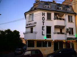 Jeweller Hotel, hotel Ruszéban