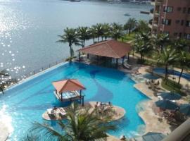 Angra dos Reis - Apartamentos com Vista para o mar OU para piscina Condomínio Porto Bali, apartment in Angra dos Reis