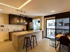 Multihouse - Moderno Apartamento Vila Olímpia, apartman u gradu Sao Paulo