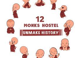 12 Monks Hostel, hostel in Pushkar