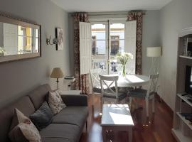 Vidrio 36, self-catering accommodation in Seville