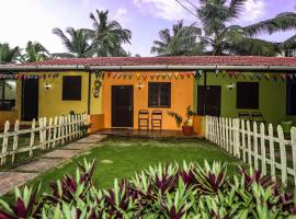 Vinsons Cottages, hotel near Margao Railway Station, Colva