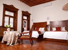 El Serafin Hotel Boutique, hotel en Querétaro