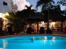 Sonido del mar Hotel Boutique & Yoga Loft, apartment in Tulum