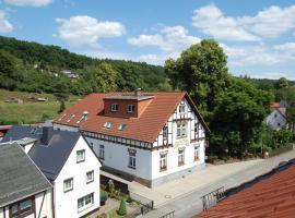 Gasthof und Pension Frankenthal, Hotel in Gera