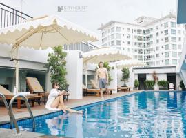 Cityhouse - Atelier Apartment & Hotel, hotel near Binh Quoi 1, Ho Chi Minh City
