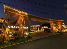 Grampus Sea, hotel in Shirahama