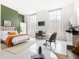 Sonder — Mountjoy Square, hotel in Dublin